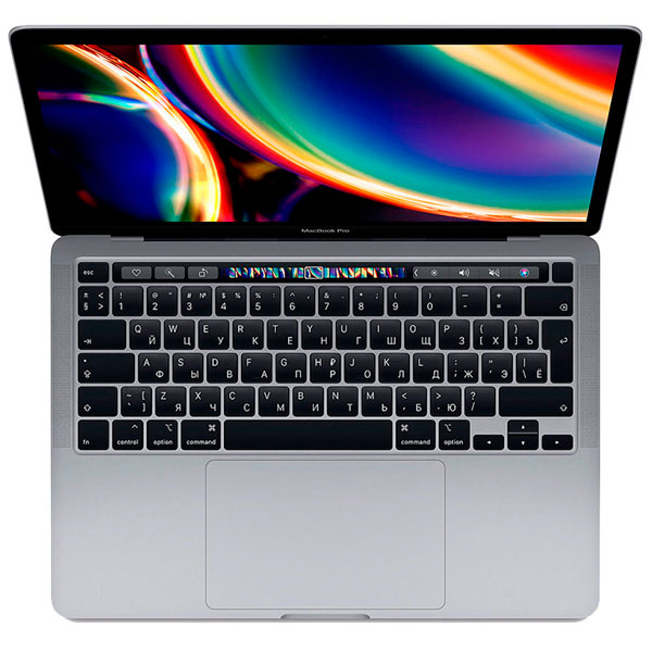 Ноутбук Apple MacBook Pro 13 2020 Silver (MWP72)