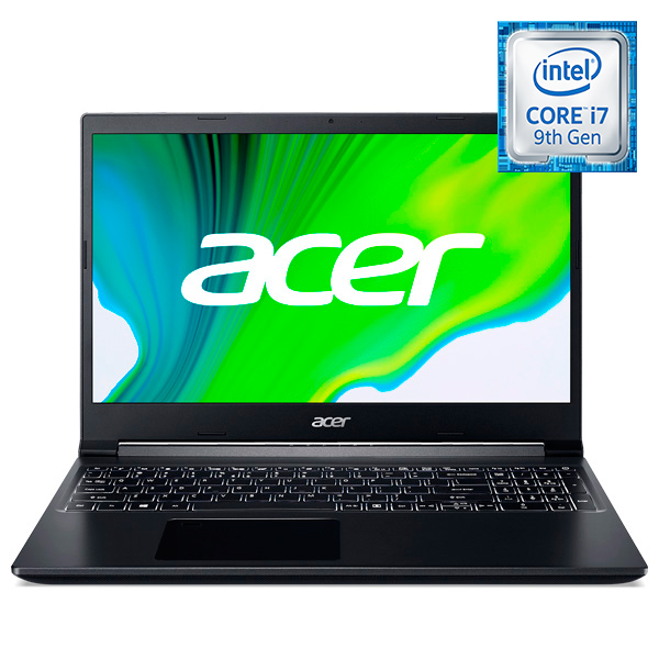 Ноутбук Acer Aspire 7 Gaming  A715-75G-701Q (NH.Q87ER.00F)