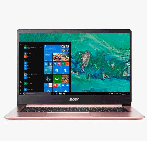 Ноутбук Acer Swift 1 SF114-32-P54W Pink (NX.GZLER.001)