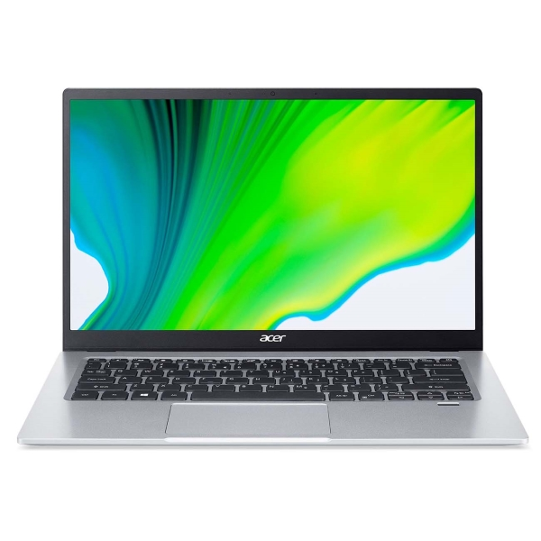 Ультрабук Acer Swift 1 SF114-33 Silver (NX.HYSER.001)