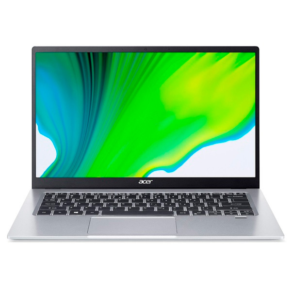 Ультрабук Acer Swift 1 SF114-33 P42SUW Silver (NX.HYSER.002)