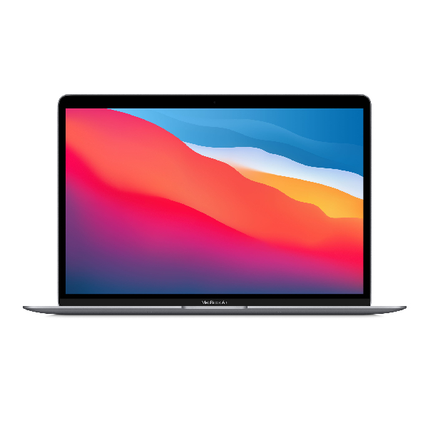 Ноутбук Apple MacBook Air 13″ M1 3.2/8Gb/256GB SSD Space Gray (MGN63)