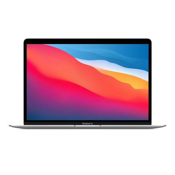 Ноутбук Apple MacBook Air 13″ M1 3.2/8Gb/256GB SSD Silver (MGN93)
