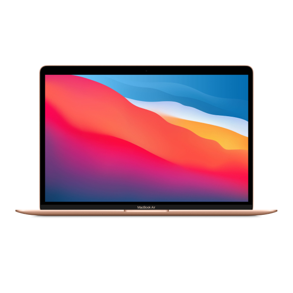 Ноутбук Apple MacBook Air 13″ M1 3.2/8Gb/256GB SSD Gold (MGND3)