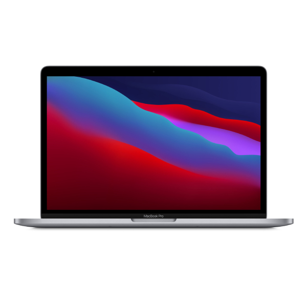 Ноутбук Apple MacBook Pro 13″ M1 3.2/8Gb/256GB SSD Space Gray (MYD82)