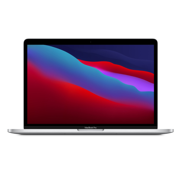 Ноутбук Apple MacBook Pro 13″ M1 3.2/8Gb/256GB SSD Silver (MYDA2)
