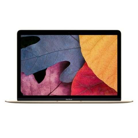 Ноутбук Apple MacBook 12″ Gold (MLHE2)