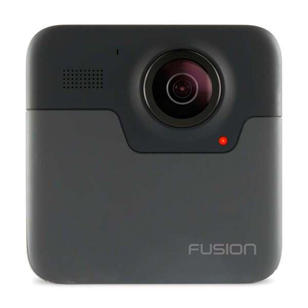 Видеокамера GoPro Fusion CHDHZ-103