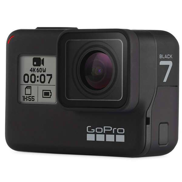Action Камера GoPro HERO7 Black Edition, CHDHX-701-RW