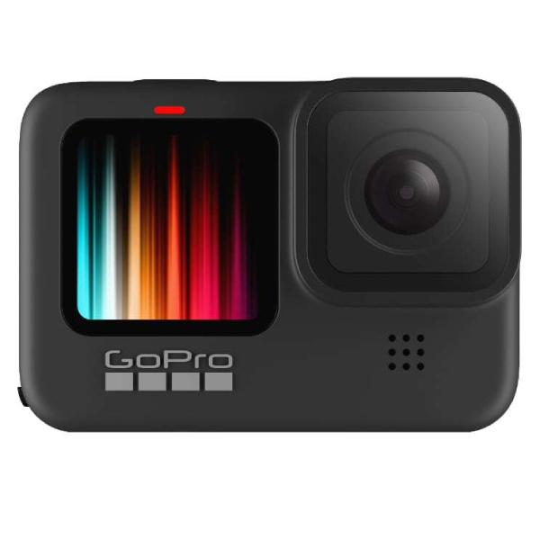 Экшн-камера GoPro Hero 9 CHDHX-901-RW Black