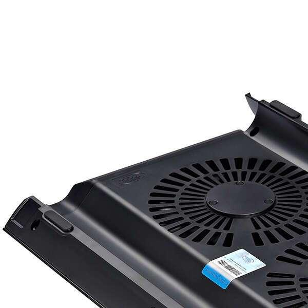 Охлаждающая подставка для ноутбука Deepcool N8 Black