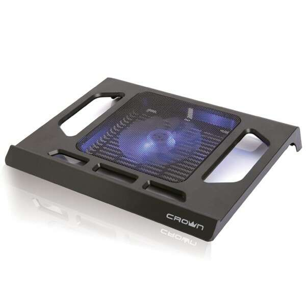 Охлаждающая подставка для ноутбука Crown CMLS-910