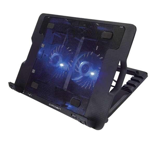 Охлаждающая подставка для ноутбука Crown CMLS-940
