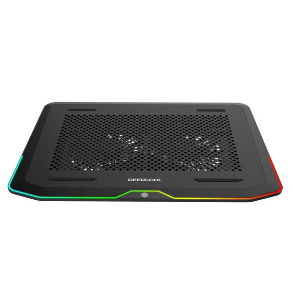 Охлаждающая подставка для ноутбука Deepcool N80 RGB DP-N222-N80RGB