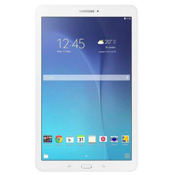 Планшет Galaxy Tab E 9.6 дюймов 3G Samsung SM-T561NZWASKZ