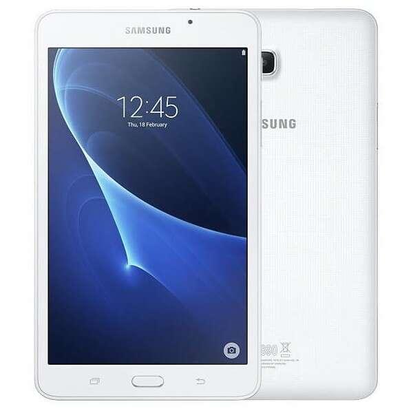 "Планшет Samsung Galaxy Tab A 7"" SM-T280NZWASKZ (2016) Wi-Fi, White"