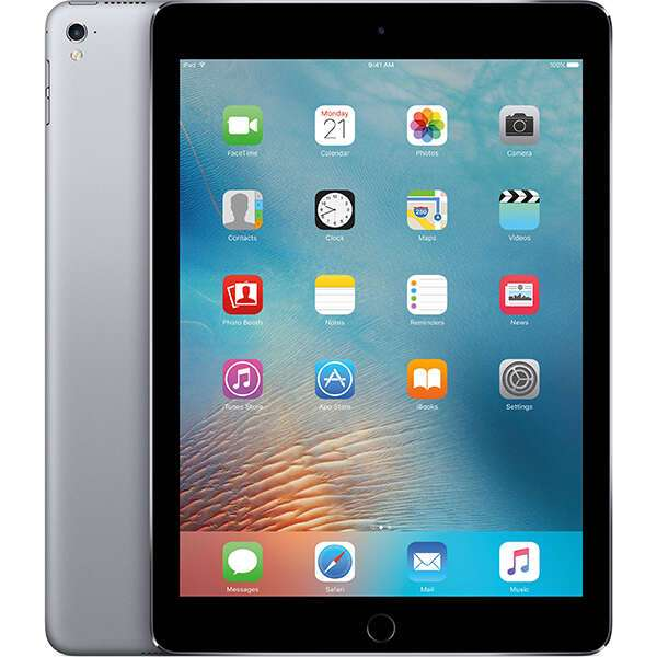 Планшет Apple  iPad Pro Wi-Fi 256 GB 9.7 Space Grey  (MLMY2RK/A)