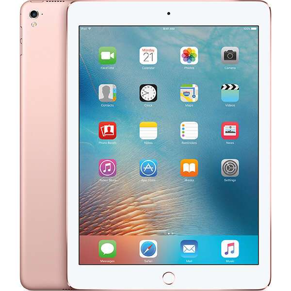Планшет Apple iPad Pro Wi-Fi 128 GB 9.7 Rose Gold (MM192RK/A)