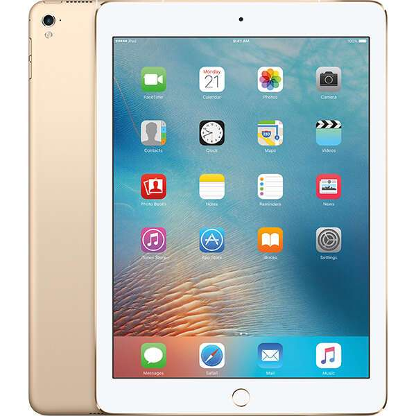 Планшет Apple  iPad Pro Wi-Fi 256 GB 9.7 Gold (MLN12RK/A)