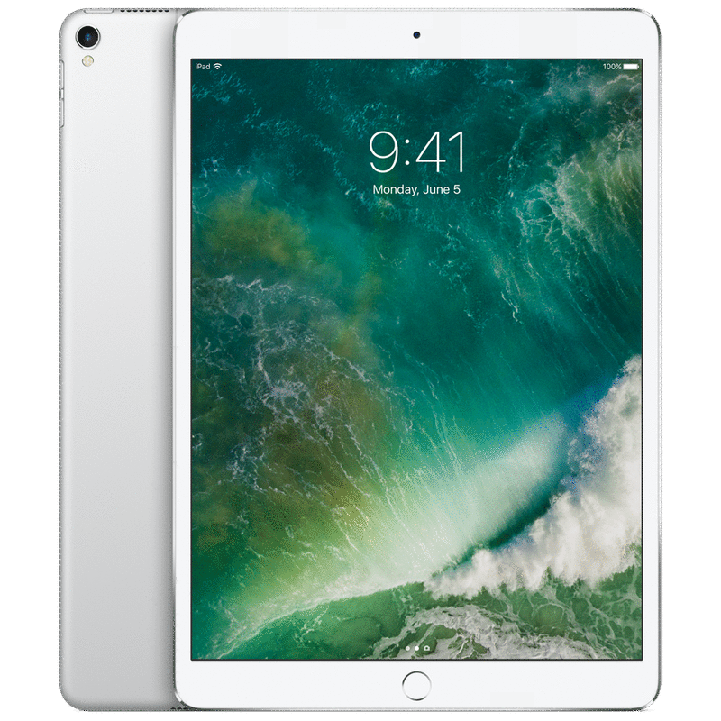 Планшет Apple iPad Pro + Cellular 64GB Silver MQF02