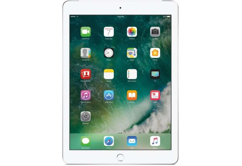 Планшет Apple iPad Cellular 32GB Silver A1823 MP1L2RK