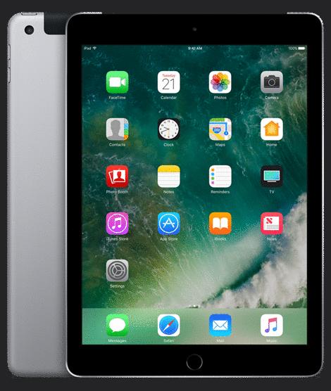 Планшет Apple iPad Cellular 32GB Space Grey A1823 MP1J2RK