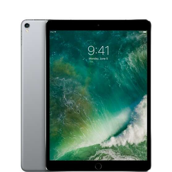 Планшет Apple iPad Pro + Cellular 64GB Space Grey MQEY2