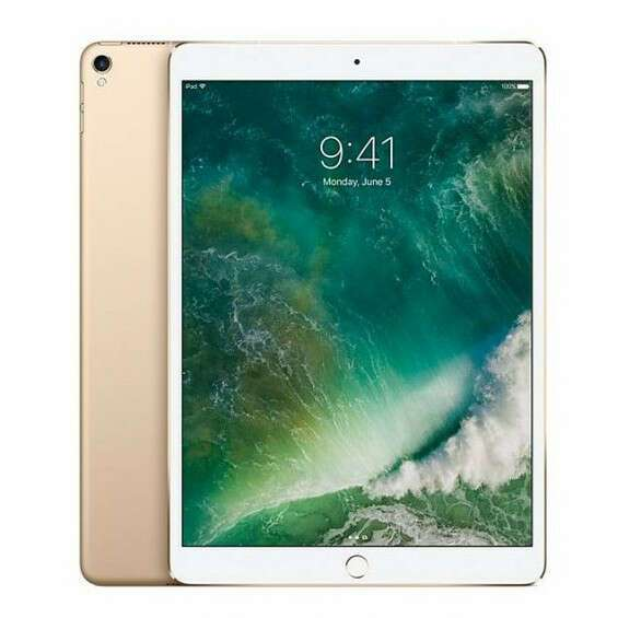 Планшет Apple  iPad Pro Wi-Fi+Cellular 64GB Gold (MQEF2)