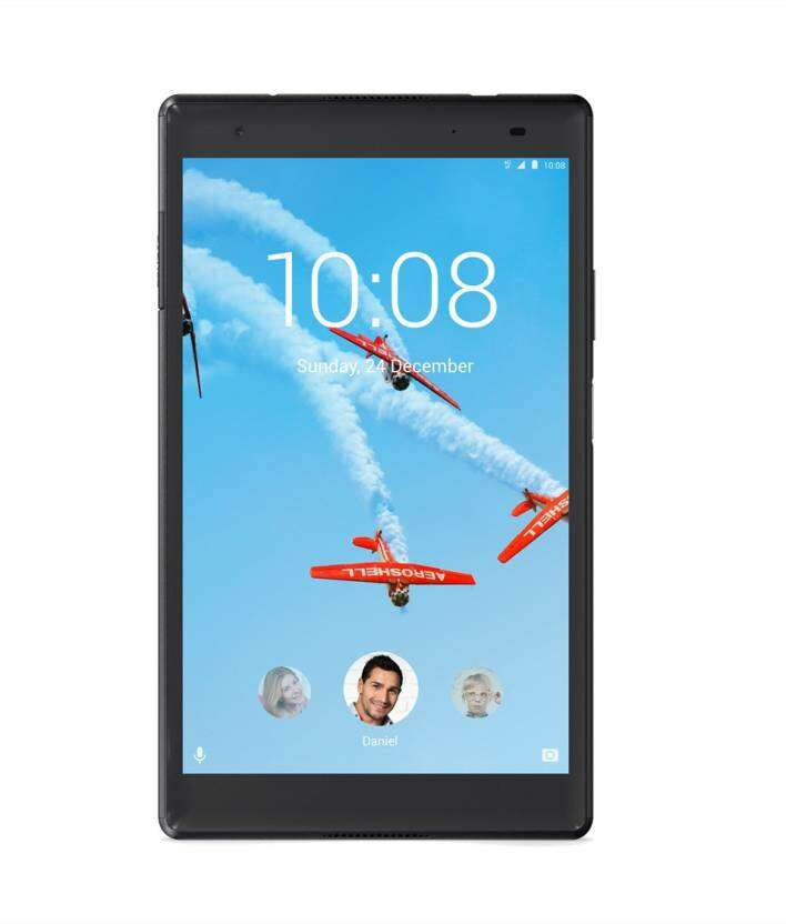 Планшет Lenovo Tab 4 7304X 7″ 4G 16GB Black