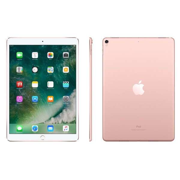 Планшет Apple iPad Pro 10.5″ (2017) 64GB Wi-Fi (MQDY2) Rose Gold