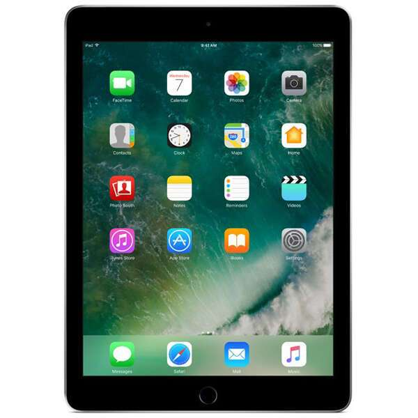 Планшет Apple iPad 9.7″ (2018) 32GB Wi-Fi (MR7F2) Space Grey