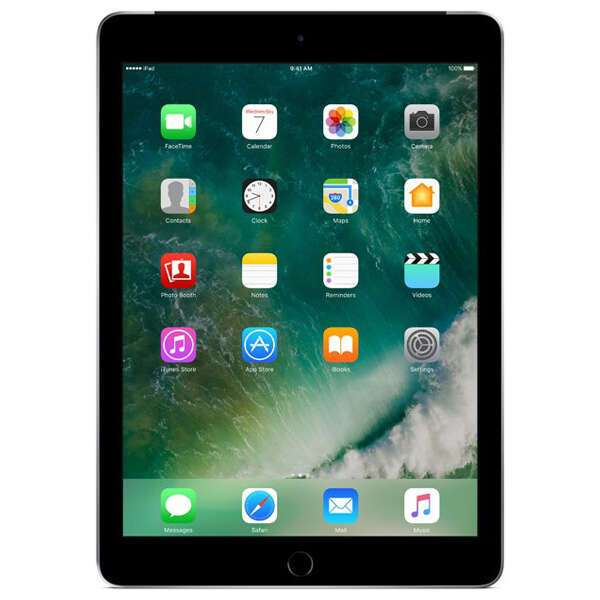 Планшет Apple iPad (2018) 32GB Wi-Fi + Cellular (MR6N2) Space Grey