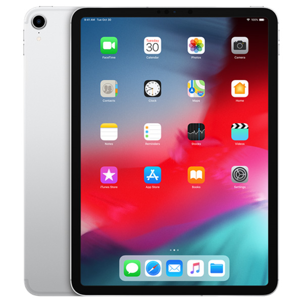 Планшет Apple iPad Pro 11″ 64GB Wi-Fi (3E149) Silver Demo