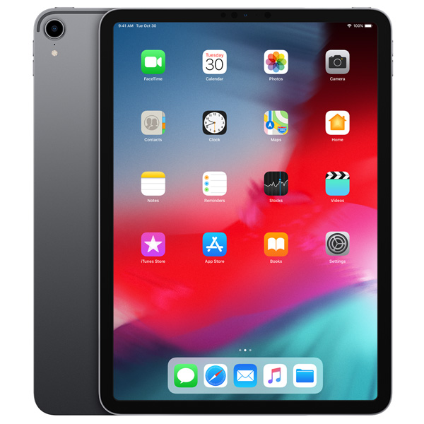 "Планшет Apple iPad Pro 12.9"" Wi-Fi 64GB Space Grey Demo (3D941)"