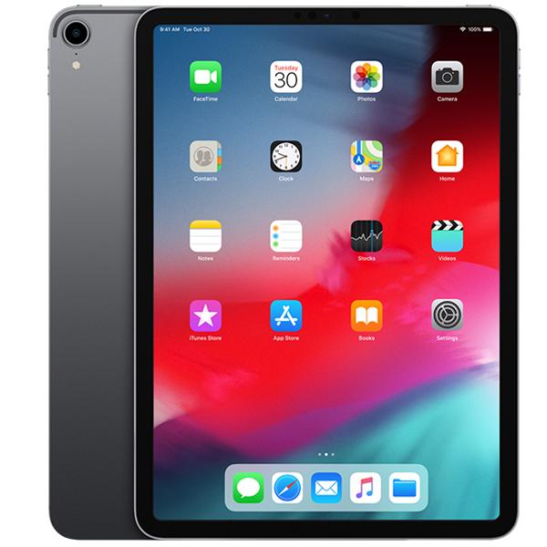 Планшет Apple iPad Pro 11″ (2018) 256GB Wi-Fi (MTXQ2) Space Grey