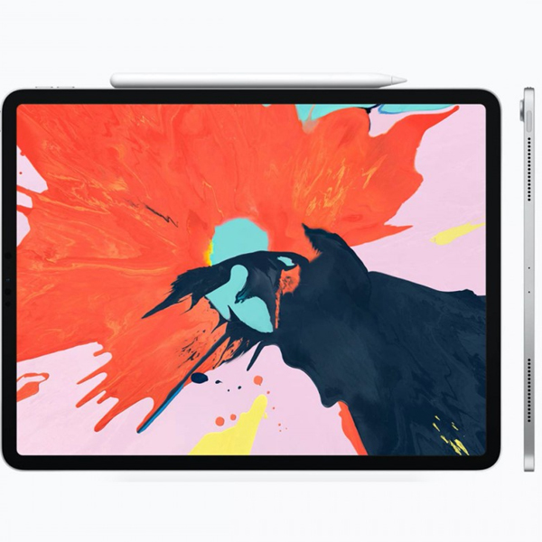 Планшет Apple iPad Pro 11″ (2018) 64GB Wi-Fi + Cellular (MU0M2) Space Grey