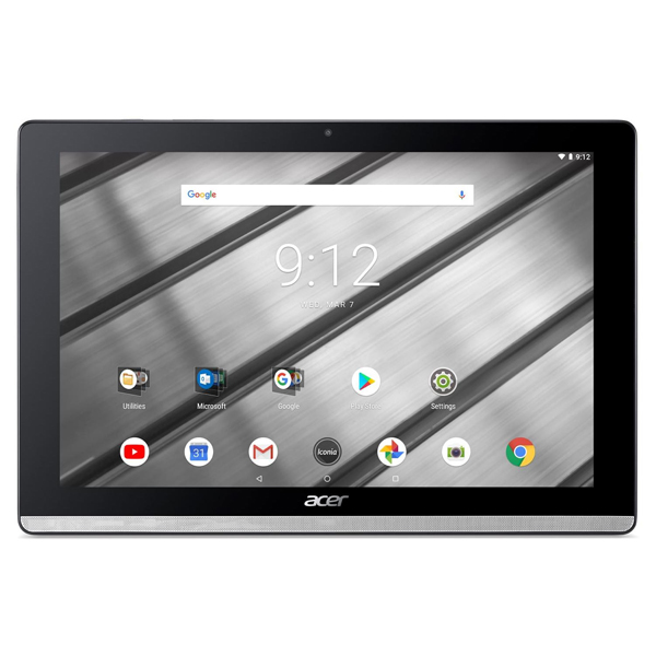 "Планшет Acer Iconia One 10"" WI-FI (NT.LEXEE.006) Silver"