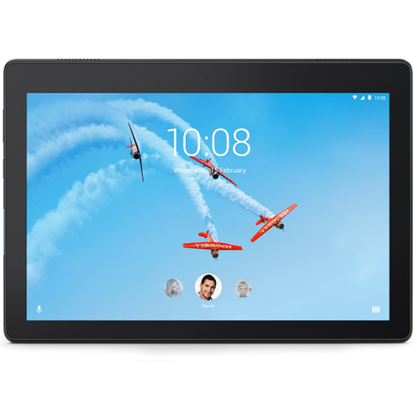 Планшет Lenovo Tab E10 10″ 16GB (TB-X104F) Black