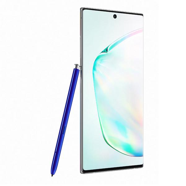 Смартфон Samsung Galaxy Note 10+ 256GB Silver