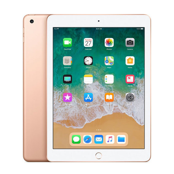 Планшет Apple iPad (2018) Wi-Fi + Cellular 32GB - Gold (MRM02)