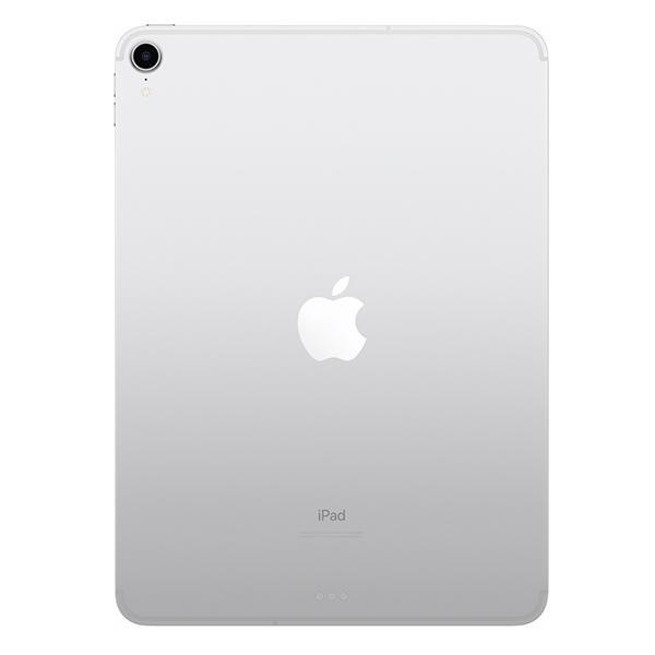 Планшет Apple iPad Pro 11 (2018) Wi-Fi + Cellular 64GB Silver (MU0U2)