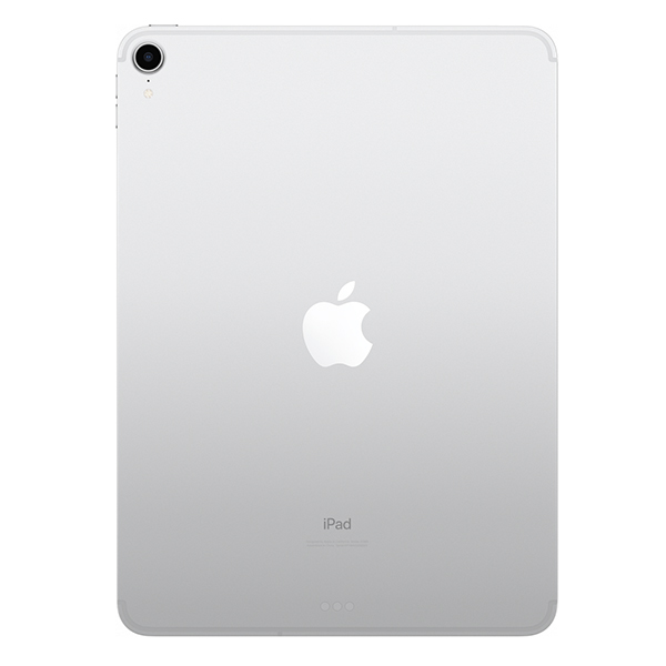 Планшет Apple iPad Pro 11″ (2018) 512GB Wi-Fi + Cellular (MU1M2) Silver