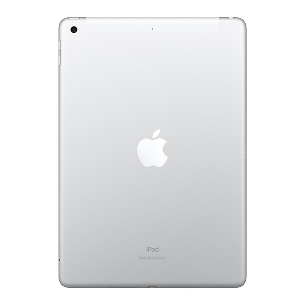 Планшет Apple iPad 10.2″ 32GB Wi-Fi + Cellular (MW6C2) Silver