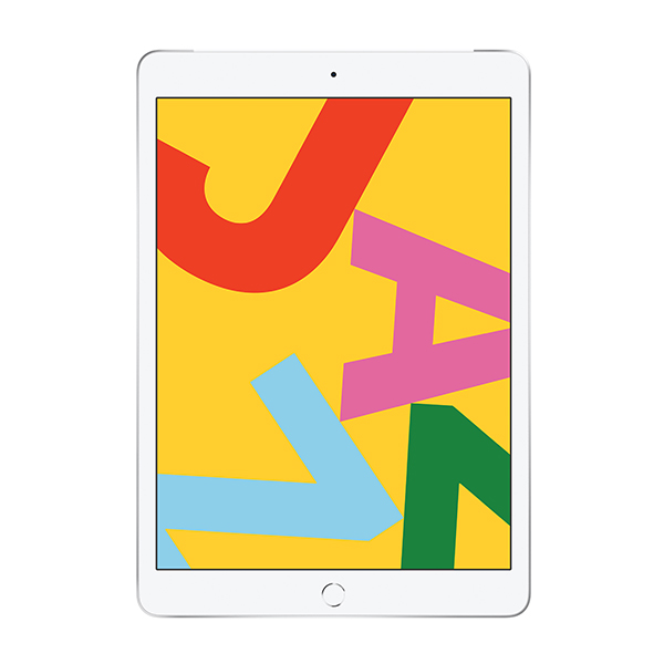 Планшет Apple iPad 10.2″ 128GB Wi-Fi + Cellular (MW6F2) Silver