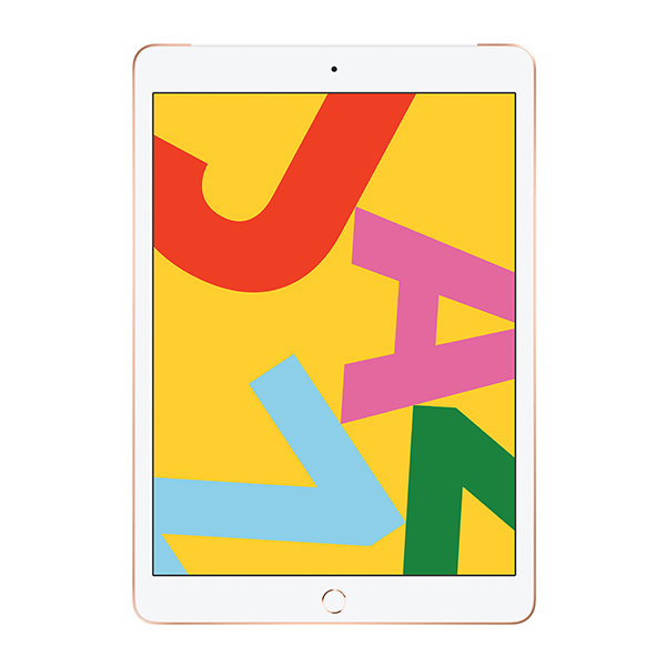 Планшет Apple  10.2″ iPad Wi-Fi + Cellular 128GB Gold (MW6G2)