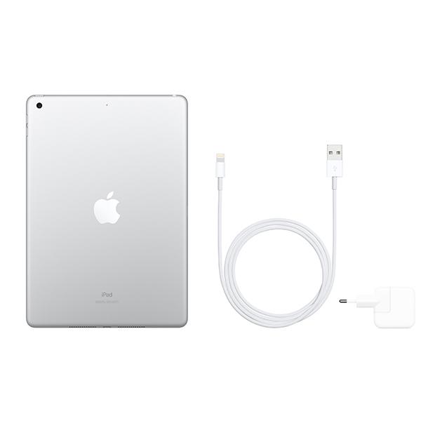 Планшет Apple iPad 10.2″ 32GB Wi-Fi (MW752) Silver