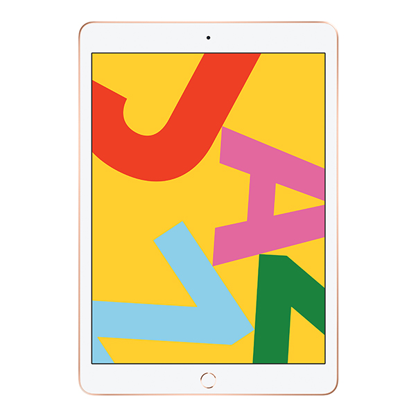 Планшет Apple iPad 10.2″ 32GB Wi-Fi (MW762) Gold