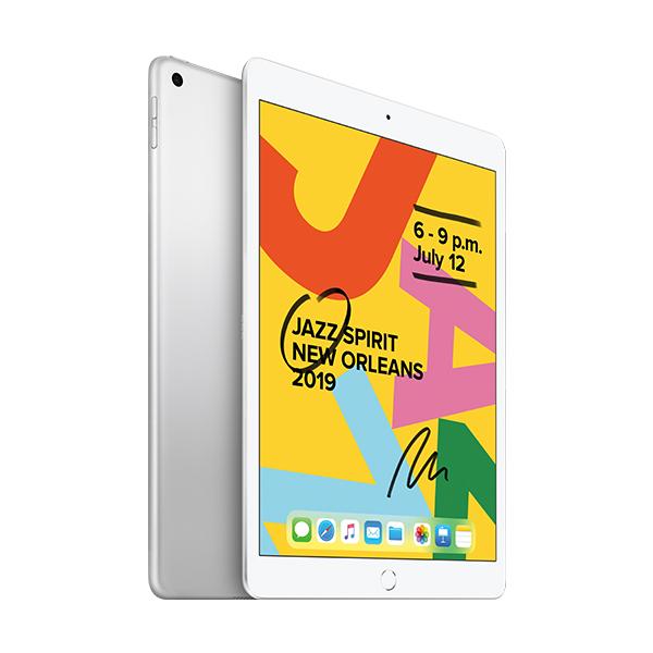 Планшет Apple iPad 10.2″ 128GB Wi-Fi (MW782) Silver