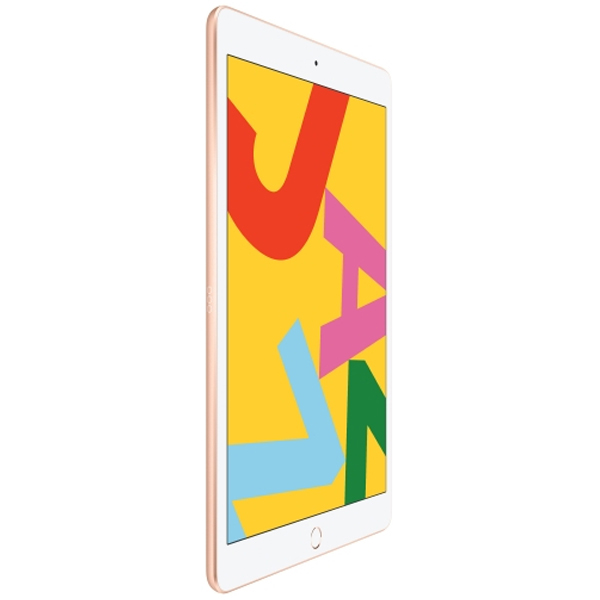 Планшет Apple iPad 10.2″ 128GB Wi-Fi (MW792) Gold