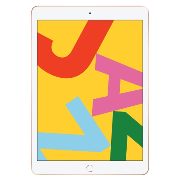 Планшет Apple iPad 10.2″ 128GB Wi-Fi (MW792) Gold
